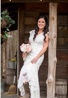 Shady Wagon Farm Bride